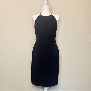 Banana Republic Black Sloan BiStretch Sheath Dress
